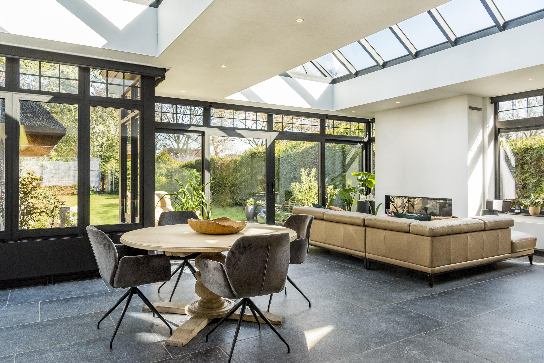 Prachtige design veranda